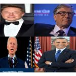 Twitter profiles of Joe Biden, Barack Obama, Elon Musk, Bill Gates, and several breached